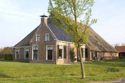 Kop-rompboerderij, Rijksmonument uit 1864